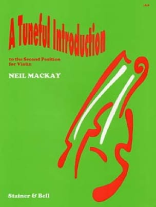 Neil Mackay - A Tuneful Introduction To The 2d Position - Partition - di-arezzo.co.uk