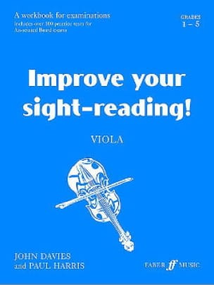 Improve your Sight-reading ! - Viola - laflutedepan.com