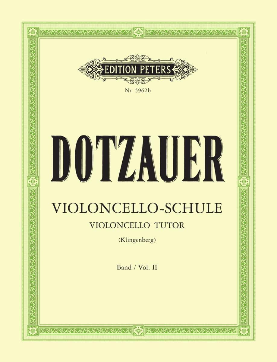 Méthode de violoncelle - Volume 2 - laflutedepan.com