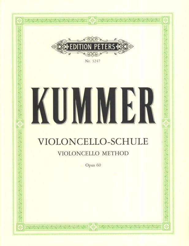 Méthode de violoncelle op. 60 - laflutedepan.com