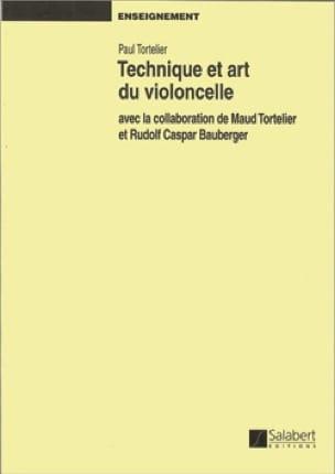 Technique et Art du Violoncelle - Paul Tortelier - laflutedepan.com