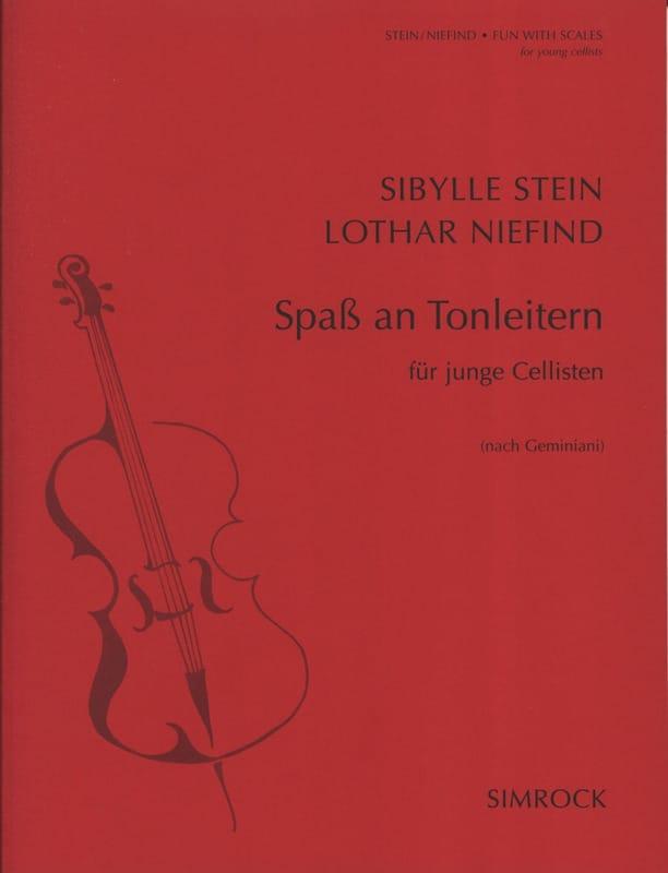 Fun with Scales - Stein Sibylle / Niefind Lothar - laflutedepan.com