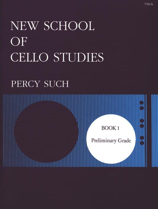 Percy Such - Nueva Escuela de Estudios de Violoncello - Volumen 1 - Partition - di-arezzo.es