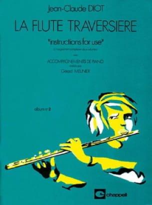 La flûte traversière - album n° 2 - laflutedepan.com