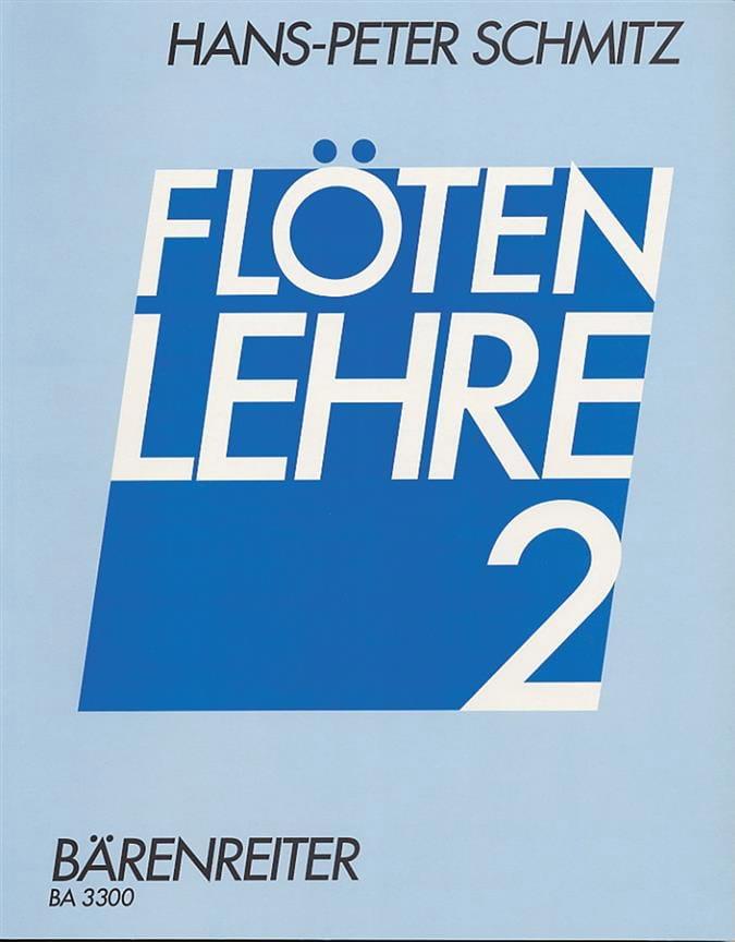 Flötenlehre - Bd. 2 - Hans-Peter Schmitz - laflutedepan.com
