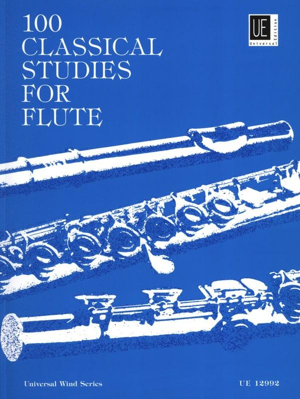 Frans Vester - 100 studi classici per flauto - Partition - di-arezzo.it
