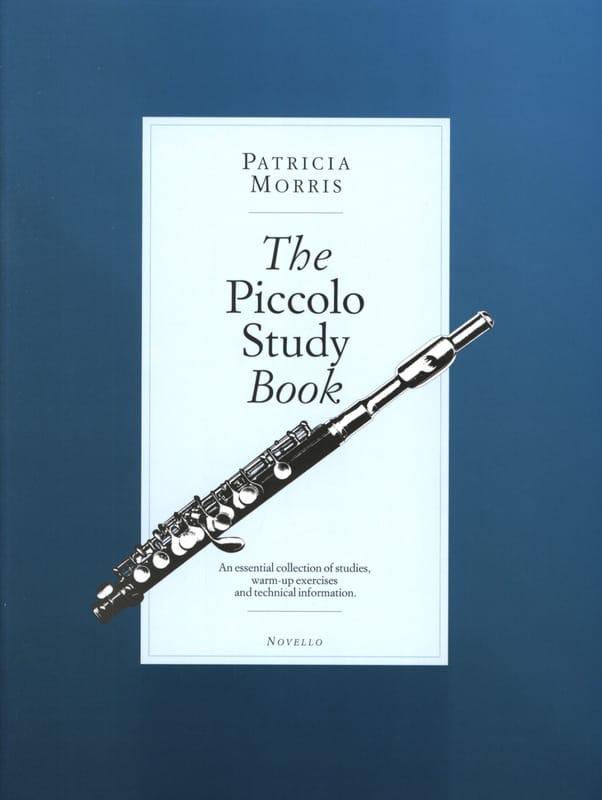 The Piccolo Study Book - Patricia Morris - laflutedepan.com