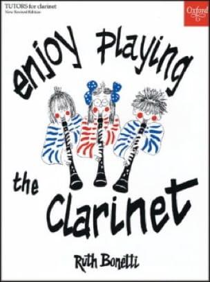 Enjoy playing the Clarinet - Ruth Bonetti - laflutedepan.com