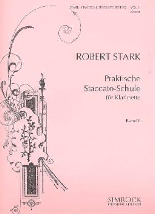 Praktische Stakkato-Schule - Teil 2 - Robert Stark - laflutedepan.com