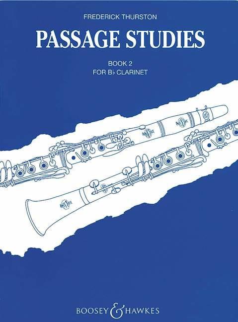 Frederick Thurston - Passage Studies - Volume 2 - Partition - di-arezzo.com