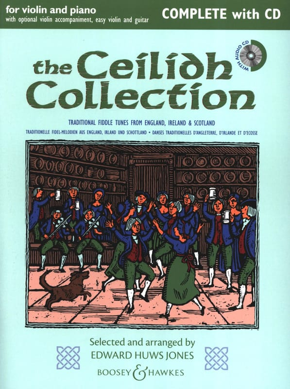 Jones Edward Huws - The Ceilidh Collection - Complete CD - Partition - di-arezzo.co.uk