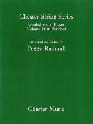 Chester string series - Volume 1 - Peggy Radmall - laflutedepan.com