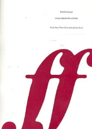 Paul de Keyser - Folk Fiddle Time - Partition - di-arezzo.co.uk