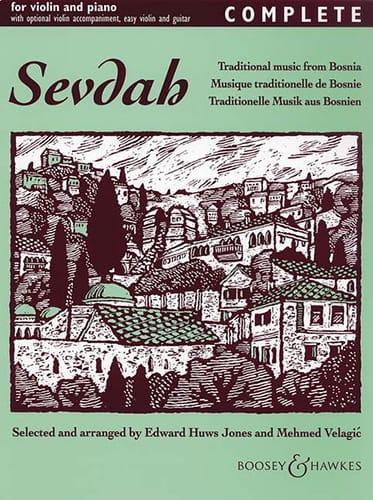 Huws Jones Edward / Velagic Mehmed - Sevdah - Complete - Partition - di-arezzo.co.uk