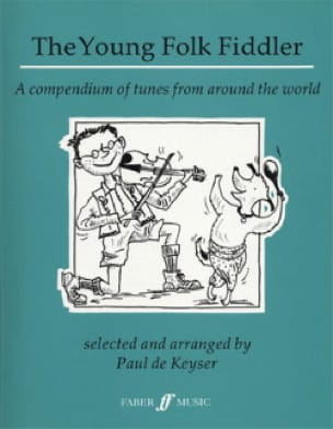 Paul de Keyser - The Young Folk Folk - Partition - di-arezzo.co.uk
