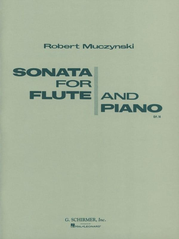 Sonata for flute and piano op.14 - laflutedepan.com