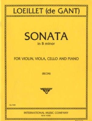 Sonata in B minor - laflutedepan.com