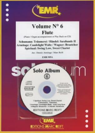 Solo Album - Volume 6 - Flûte - laflutedepan.com