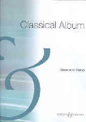 Classical Album -Oboe - Arthur Willner - Partition - laflutedepan.com