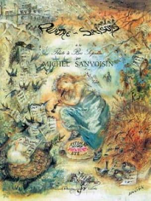 Michel Sanvoisin - Four Seasons - Spring - Soprano Recorder - Partition - di-arezzo.co.uk