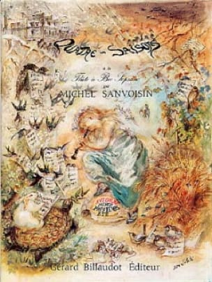 Michel Sanvoisin - Four Seasons - Autumn - Soprano Recorder - Partition - di-arezzo.co.uk