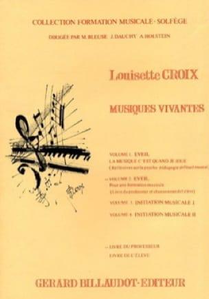 Musiques Vivantes - Volume 2 - Professeur - laflutedepan.com
