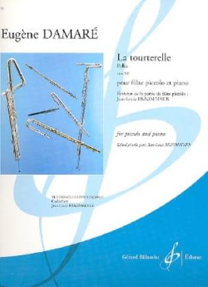 Eugène Damaré - La Tourterelle op. 119 - Partition - di-arezzo.fr