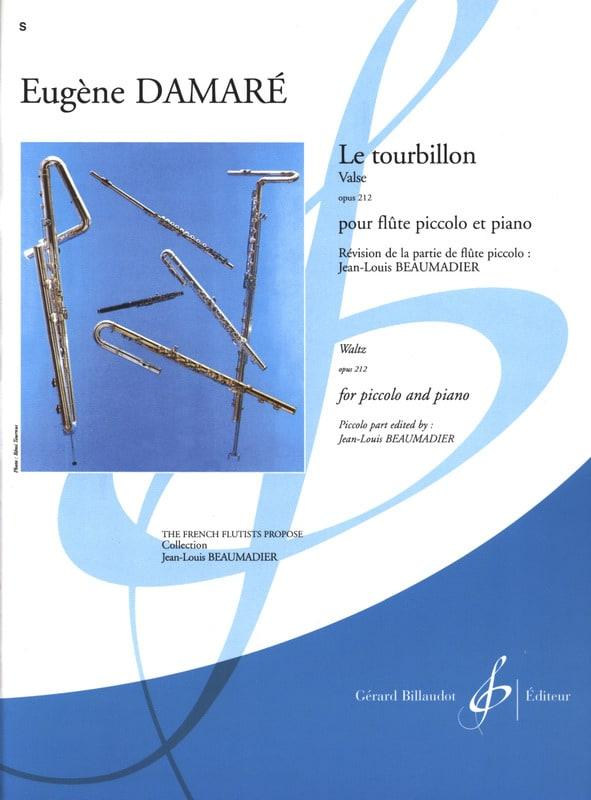 Le Tourbillon op. 212 - Eugène Damaré - Partition - laflutedepan.com