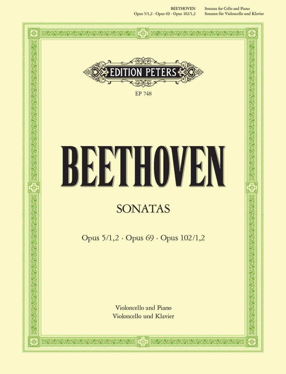 BEETHOVEN - Sonaten - Partition - di-arezzo.fr