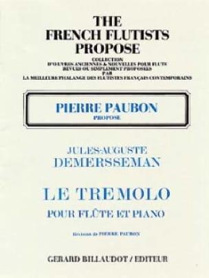 Le Trémolo Op.3 - Jules Demersseman - Partition - laflutedepan.com
