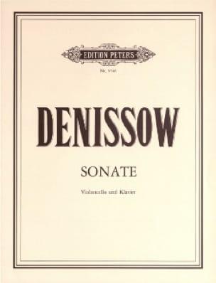 Sonate für Violoncello und Klavier - Edison Denisov - laflutedepan.com