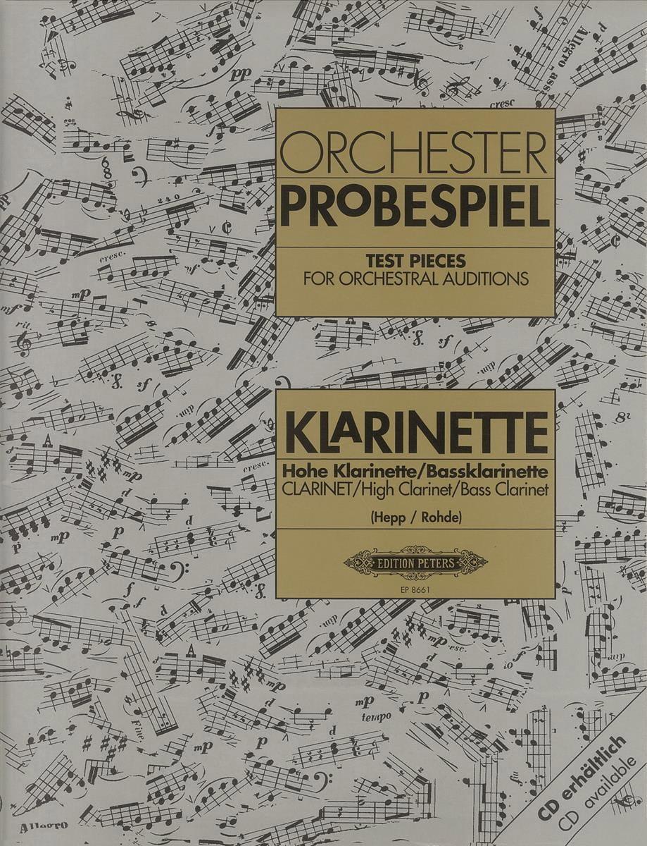Traits d'Orchestre pour Clarinette - Partition - laflutedepan.com