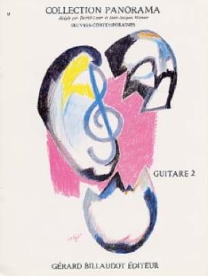 Panorama Guitare -Volume 2 - Partition - laflutedepan.com