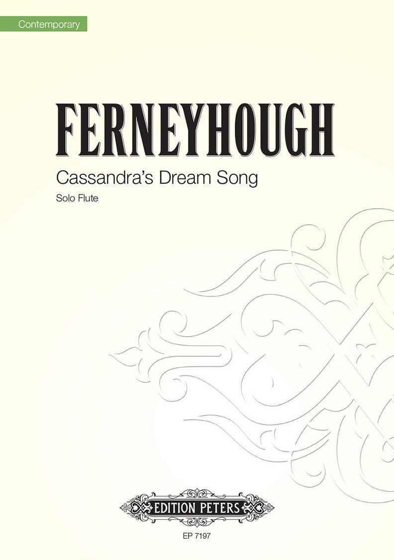 Cassandra's Dream Song - Flute solo - laflutedepan.com