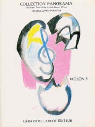 - Panorama Violin Volume 3 - Partition - di-arezzo.co.uk