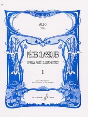 Frédéric Lainé - Pièces Classiques Volume 1 - Partition - di-arezzo.fr