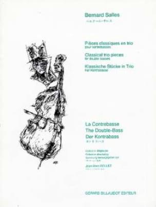 Bernard Salles - Piezas clásicas en trío - Partition - di-arezzo.es