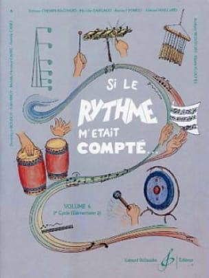 Si le Rythme M'était Compté Volume 6 - laflutedepan.com