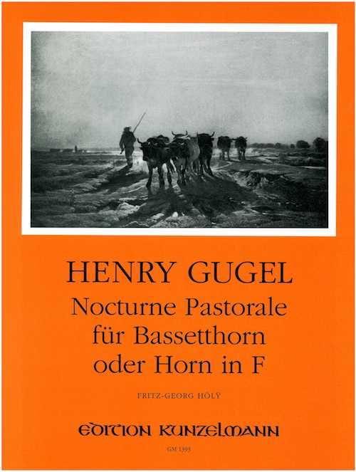 Nocturne pastorale - Bassetthorn o. Horn Klavier - laflutedepan.com