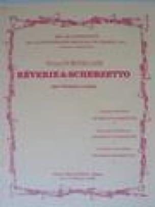 Rêverie et Scherzetto - Willy van Dorsselaer - laflutedepan.com