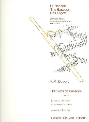 Histoires de Bassons Vol 3 -moyen - laflutedepan.com