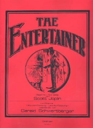 The Entertainer -Gitarre - JOPLIN - Partition - laflutedepan.com