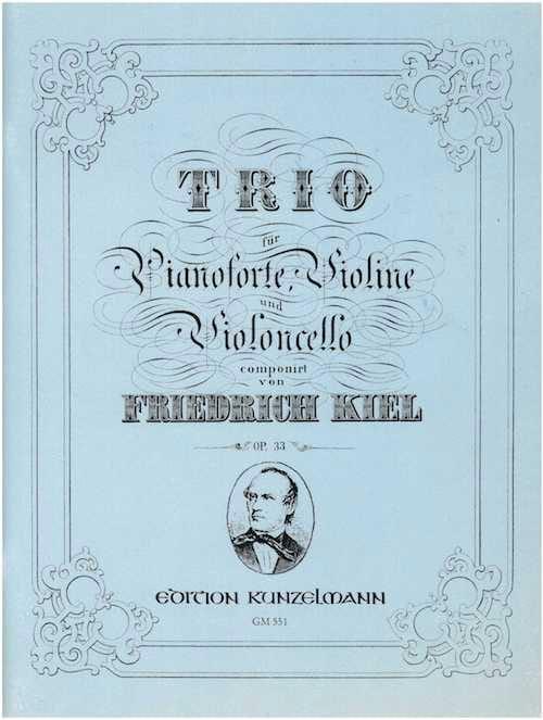 Trio op. 33 -Violine Cello Klavier - laflutedepan.com
