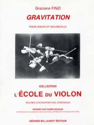 Gravitation - Graciane Finzi - Partition - 0 - laflutedepan.com