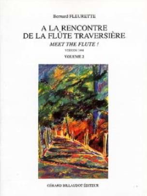 Bernard Fleurette - Meet the Flute - Volume 2 - Partition - di-arezzo.com