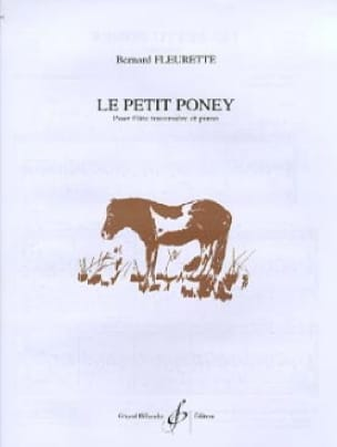 Bernard Fleurette - The little pony - Partition - di-arezzo.com