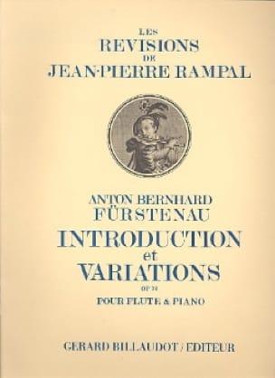 Introduction et Variations op. 72 - laflutedepan.com