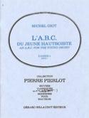 L' ABC du jeune hautboïste - Volume 1 Michel Giot laflutedepan.com