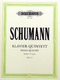 Klavierquintett Es-Dur op. 44 SCHUMANN Partition laflutedepan.com