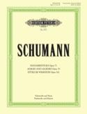 Fantasiestücke op. 73 - Adagio und Allegro op. 70 - Stücke im Volkston op. 102 - laflutedepan.com